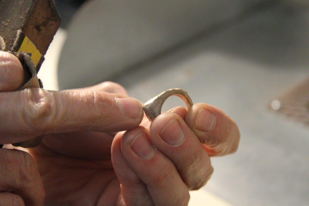 gioielli artigianali materica gioielli